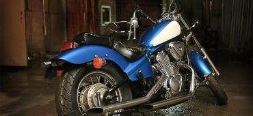 Jak i gdzie przechowywać motocykl?