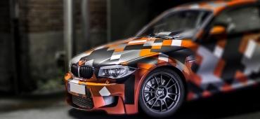 Zmiana koloru samochodu — oklejanie folią