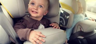 Akcesoria do samochodu rodzica